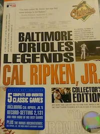 Baltimore ORIOLES legends