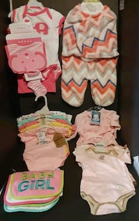 BABY GIRL  CLOTHES  0 /3M