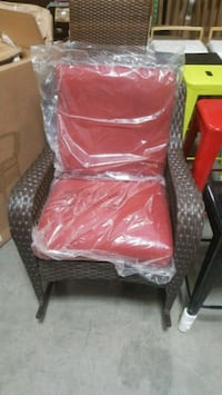 Brand New BHG Colebrook Rocking Chair, Red Baltimore, 21226
