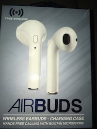 Airbuds wireless earbuds