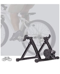 Indoor Bike Trainer 34 km