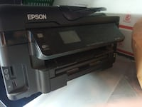 epison scanner printer and fax CEDARCITY