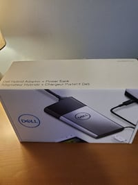 Dell Hybrid Adapter plus Power Bank SPRINGFIELD