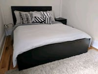 IKEA full size mattress and frame (2 years old) Chicago, 60608