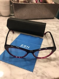 Eyeglass with purple to pink fade  Penticton, V0H