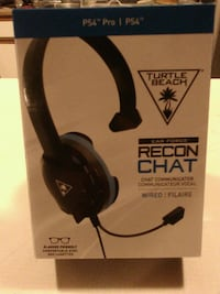 Ear force reconchat ! Chat communicator ! Wired