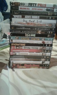 DVD  $10for all 1961 km