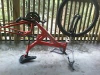 Duel suspension bicycle frame for sale Surrey, V3R 1J6