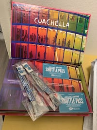Coachella Weekend 1 Ticket + Shuttle Pass Washington, 20008