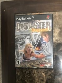 Disaster Report PS2 (No Manual)