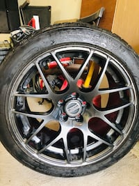 """19"""" Ford Mustang Rims Friendswood, 77546"""