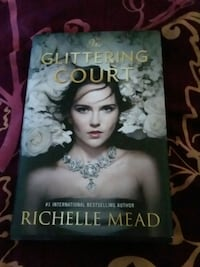 Glittering Court by Richelle Mead  Abingdon, 21009