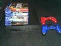 PS4 console with controller+more Oakdale, 95361