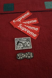 Supreme stickers Falls Church, 22042