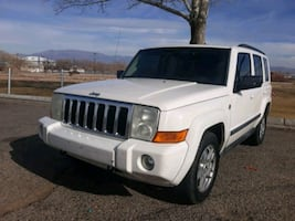2008 Jeep Commander Limited 4X4