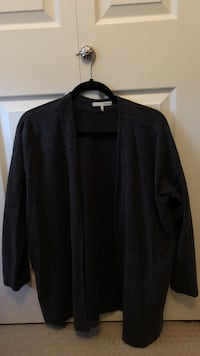 Oak and fort charcoal cardigan