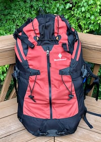 Backpack 45L and Lowepro Orion AW  Chantilly, 20151