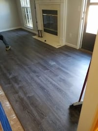 Painting and hardwood installation free estimate  Sterling