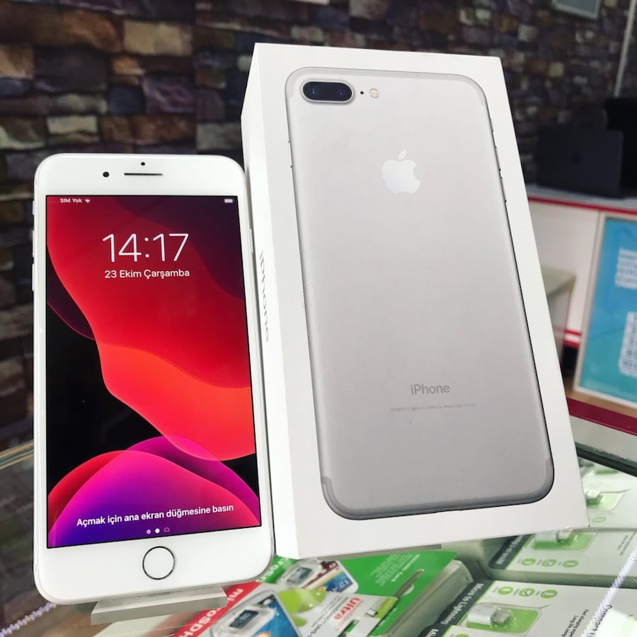 İPhone 7 Plus nokta hatasız 32 GB
