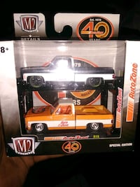M2 Machines AutoZone 40th Anniversary C10 Louisville, 40291