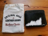 Cowgirl leather wallet