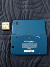 black Nintendo DS with game cartridge Innisfil, L9S