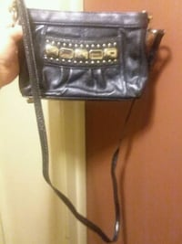 black leather 2-way bag Cincinnati, 45249