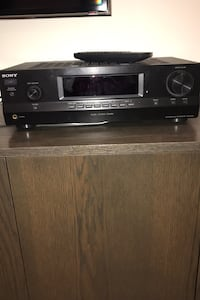 Sony Receiver Mississauga, L5A 1J4