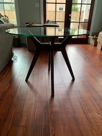 West Elm Glass Table(4 person) New Orleans, 70115