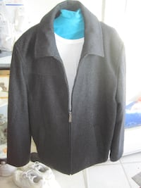 Brand New Men's Wool Jacket Cigliano - Large Winnipeg