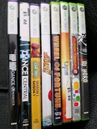 xbox games $25 for all Calgary, T2J 0L8