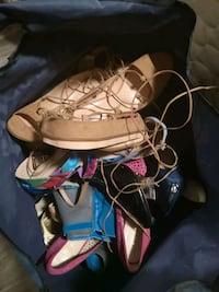 A lot of dressing shoes size 9 and 10 Toronto, M3J 1K7