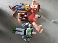 Toys from movie