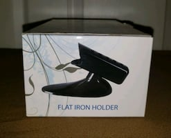 New Flat Iron Curling Iron Tool Bathroom Holder
