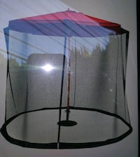 Mesh for your umbrella to keep insects out Lakewood