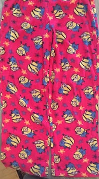 Women's minion pajama pants Menasha, 54952