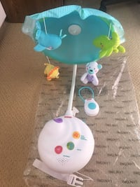 Fisher Price Precious Planet 2-in-1 Projection Mobile Lowell, 01854