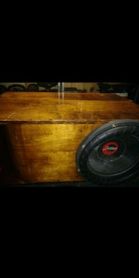 Absolutely Monster Competition Optidrive 15'' Curve Ported Box !!BEAST
