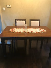 """Ashley Dining Table """"ONLY"""" for sale Oakville, L6H 6B3"""