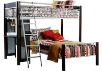 Rooms to go top loft bed Lawrenceville, 30043