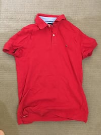 Tommy polo style shirt size m