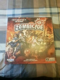 Zombicide base game + first expansion Edmonton, T5R 1M5