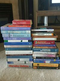 Psychology/Nursing Books
