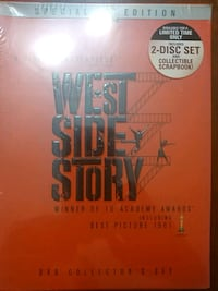 West Side Story dvd collector's set Toronto, M1S 1H5