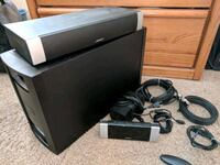 Bose Lifestyle MC1 with subwoofer 69 km