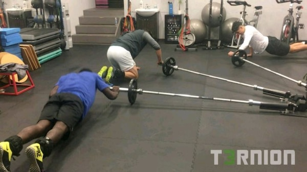 Athletic Performance Training (Group Sessions Also Avail)
