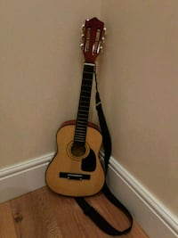 brown and black acoustic guitar Horndon on the Hill, SS17 8NP