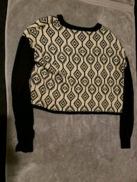 Forever 21 crop sweater  Slidell, 70460