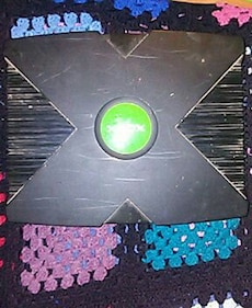 Used xbox console