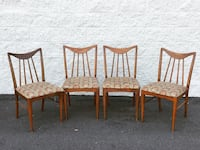Mid Century Dining Chairs Temple Terrace, 33617